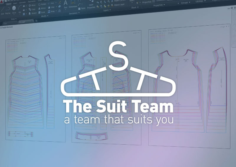The Suit Team – Logo Design
