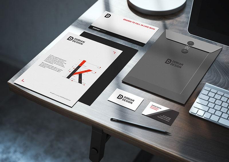 DORIAN.DESIGN – Logo Design